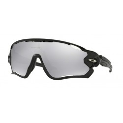 OKULARY OAKLEY® OO9290-19 JAWBREAKER POLISHED BLACK/CHROME IRIDIUM