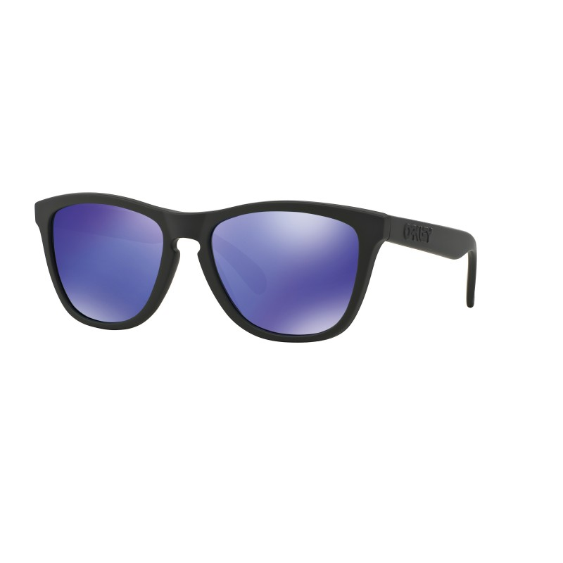 670a6ae42a OKULARY OAKLEY® OO9013 24-348 FROGSKINS CARBON VIOLET IRIDIUM INFINITE HERO