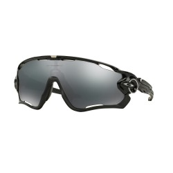 OKULARY OAKLEY® OO9290-01 JAWBREAKER POLISHED BLACK/BLACK IRIDIUM