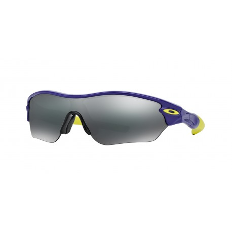 OKULARY OAKLEY® OO9184-14 RADAR EDGE ROYALTY PURPLE/BLACK IRIDIUM