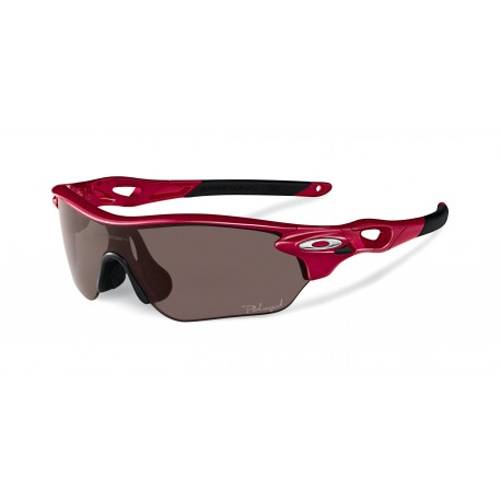 OKULARY OAKLEY® OO9183-03 RADARLOCK EDGE GROUPIE/OO GREY POLARIZED&CLEAR