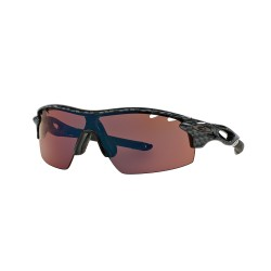 OKULARY OAKLEY® OO9182-13 RADARLOCK PITCH CARBON FIBER/G30 IRIDIUM POLARIZED VENTED & SLATE IRIDIUM VENTED