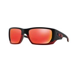 OKULARY OAKLEY® OO9194-24 STYLE SWITCH MATTE BLACK/RUBY IRIDIUM FERRARI