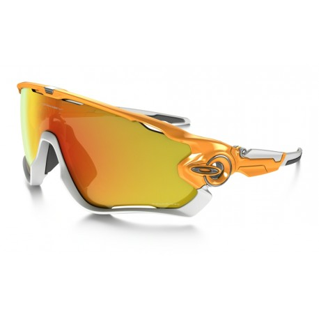 OKULARY OAKLEY OO9290 JAWBREAKER ATOMIC ORANGE/FIRE IRIDIUM POLARIZED