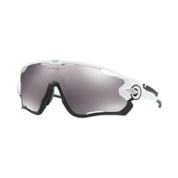 OKULARY OAKLEY OO9290-29 JAWBREAKER POLISHED WHITE/PRIZM BLACK IRIDIUM