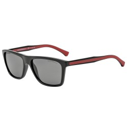 OKULARY EMPORIO ARMANI EA4001 5017/81 BLACK/GREY POLARIZED