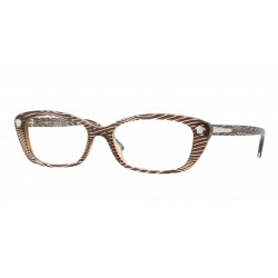 OKULARY VERSACE VE3159B 934 WAVES BROWN r.53