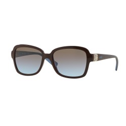 OKULARY VOGUE EYEWEAR VO2942-SB 2011/48 LIGHT BROWN OPAL AZURE/ AZURE GRADIENT PINK GRADIENT BROWN