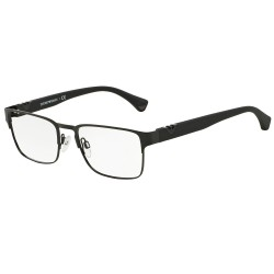 OKULARY EMPORIO ARMANI EA1027 3001 MATTE BLACK r. 55