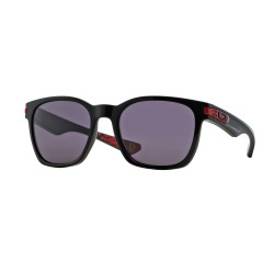 OKULARY OAKLEY® OO9175-34 GARAGE ROCK POLISHED BLACK/WARM GREY FERRARI