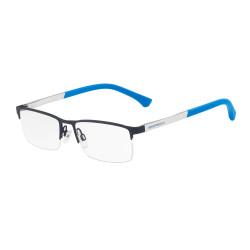 OKULARY EMPORIO ARMANI EA1041 3111 BLUE RUBBER r.55