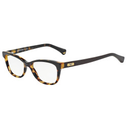 OKULARY EMPORIO ARMANI EA3015 5107 HAVANA/BROWN r.51
