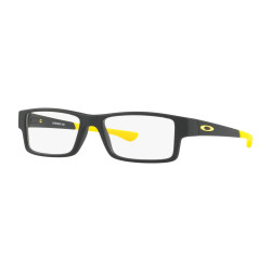 OKULARY OAKLEY® OY8003-0648 AIRDROP XS STEEL/YELLOW YOUTH