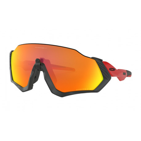 OKULARY OAKLEY® OO9401-08 FLIGHT JACKET REDLINE/PRIZM RUBY POLARIZED