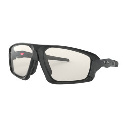 OKULARY OAKLEY® OO9402-06 FIELD JACKET MATTE BLACK/CLEAR BLACK IRIDIUM PHOTOCHROMIC