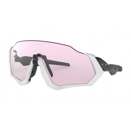 OKULARY OAKLEY® OO9401-03 FLIGHT JACKET CARBON/PRIZM LOW LIGHT