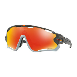 OKULARY OAKLEY® OO9290-34 JAWBREAKER MATTE CARBON/PRIZM RUBY AERO FLIGHT COLLECTION