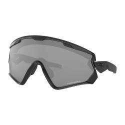 OKULARY OAKLEY® OO9418-10 WINDJACKET 2.0 WIND JACKET 2.0 POLISHED BLACK/PRIZM BLACK IRIDIUM
