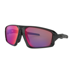 OKULARY OAKLEY® OO9402-01 FIELD JACKET POLISHED BLACK/PRIZM ROAD