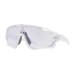 OKULARY OAKLEY® OO9290-32 JAWBREAKER POLISHED WHITE/PRIZM LOW LIGHT