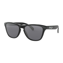 OKULARY OAKLEY® OJ9006-01 FROGSKINS XS POLISHED BLACK/GREY YOUTH