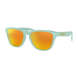 OKULARY OAKLEY® OJ9006-06 FROGSKINS XS ARCTIC SURF/FIRE IRIDIUM YOUTH