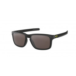 OKULARY OAKLEY® OO9384-14 HOLBROOK MIX MATTE BLACK/PRIZM BLACK POLARIZED