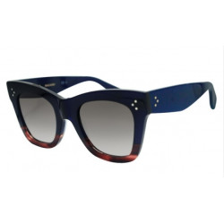 OKULARY CELINE CL 41090/S QLTZ3 DARK BLUE/HAVANA r.50