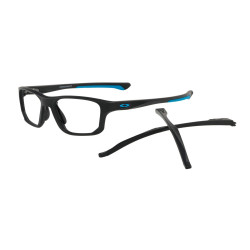 OKULARY OAKLEY® OX8136-0155 CROSSLINK FIT SATIN BLACK/SKY