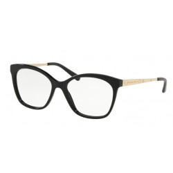 OKULARY MICHAEL KORS MK4057 3005 BLACK ACETATE r.53