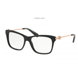 OKULARY MICHAEL KORS MK8022 3005 BLACK ACETATE r.52