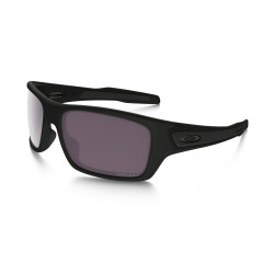 OKULARY OAKLEY® OJ9003-06 TURBINE XS MATTE BLACK /PRIZM DAILY POLARIZED YOUTH