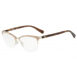 OKULARY EMPORIO ARMANI EA1066 3013 PALE GOLD/OPAL TURTLEDOVE r.52