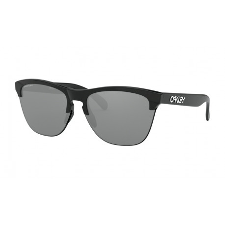 OKULARY OAKLEY® OO9374-01 FROGSKINS LITE POLISHED BLACK /PRIZM BLACK IRIDIUM