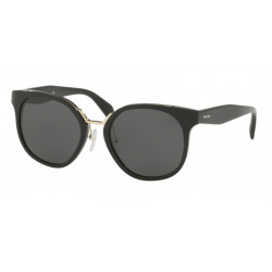 OKULARY PRADA EYEWEAR 17T 1AB-5S0 BLACK / GREY r. 53