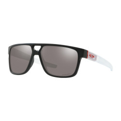 OKULARY OAKLEY® OO9382-18 CROSSRANGE PATCH MATTE BLACK/PRIZM BLACK IRIDIUM URBAN COLLECTION
