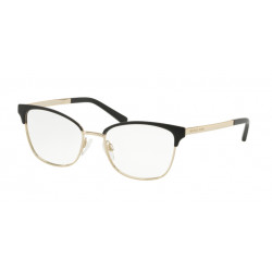 OKULARY MICHAEL KORS MK3012 1014 MATTE BLACK/LIGHT GOLD r.51