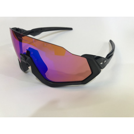 OKULARY OAKLEY® OO9401 FLIGHT JACKET STEEL BLACK INK/PRIZM TRAIL CUSTOM