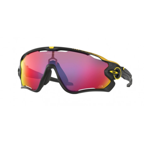 OKULARY OAKLEY® OO9290-43 JAWBREAKER MATTE BLACK/PRIZM ROAD TOUR DE FRANCE 2019 (TDF2019)