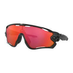 OKULARY OAKLEY® OO9290-48 JAWBREAKER MATTE BLACK/PRIZM TRAIL TORCH