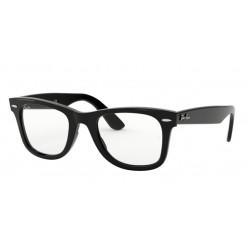OKULARY KOREKCYJNE RAY-BAN® RB4340V 2000 SHINY BLACK r.50