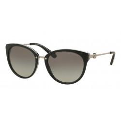 OKULARY MICHAEL KORS MK6040 3129/11 BLACK/WHITE / GREY GRADIENT
