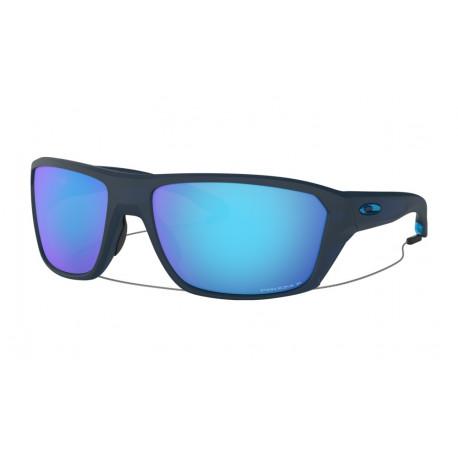 OKULARY OAKLEY® OO9416-04 SPLIT SHOT MATTE TRANSLUCENT BLUE/PRIZM SAPPHIRE POLARIZED