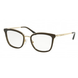 OKULARY MICHAEL KORS MK3032 3339 TRANSPARENT OLIVE r.51