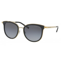 OKULARY MICHAEL KORS MK1010 1100T3 BLACK/GOLD TONE GREY GRADIENT POLARIZED r.54