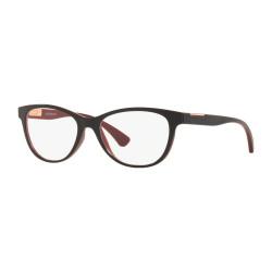 OKULARY OAKLEY® OX8146-0450 PLUNGELINE IML SATIN BLACK/BRICK RED