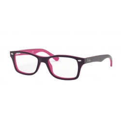 OKULARY KOREKCYJNE RAY-BAN® RB1531 3702 TOP VIOLET ON FUCSIA r.48