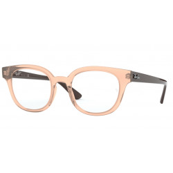OKULARY KOREKCYJNE RAY-BAN® RB4324V 5940 TRANSPARENT LIGHT BROWN r.50
