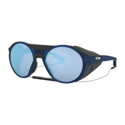 OKULARY OAKLEY® OO9440-05 CLIFDEN MATTE TRANSLUCENT BLUE/PRIZM DEEP H2O POLARIZED