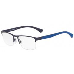 OKULARY EMPORIO ARMANI EA1094 3131 MATTE BLUE r.52